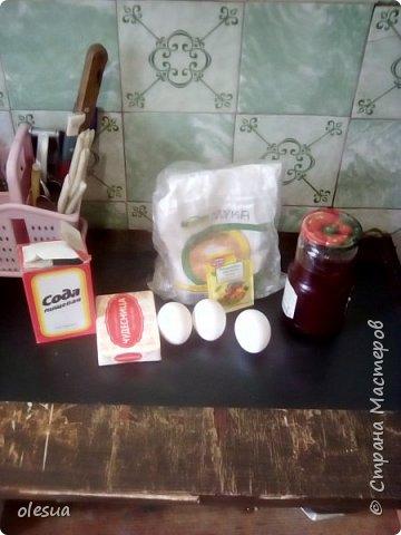 Пирог петушок на новогодний стол. фото 3