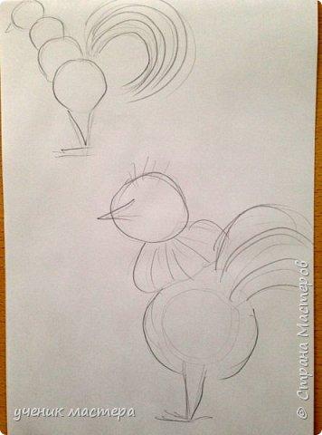 Мой МК скорее всего будет интересен тем, кто не умеет рисовать, но очень хочет. И, конечно же, для малышей. Ведь рисовать мы будем в нетрадиционной технике. фото 5