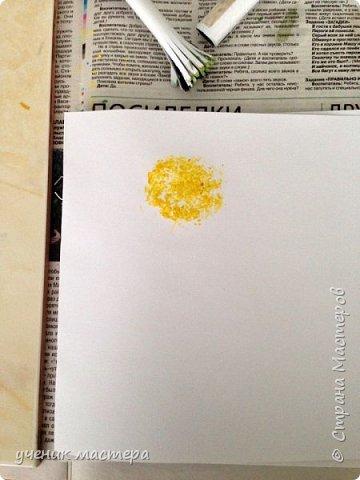 Мой МК скорее всего будет интересен тем, кто не умеет рисовать, но очень хочет. И, конечно же, для малышей. Ведь рисовать мы будем в нетрадиционной технике. фото 6