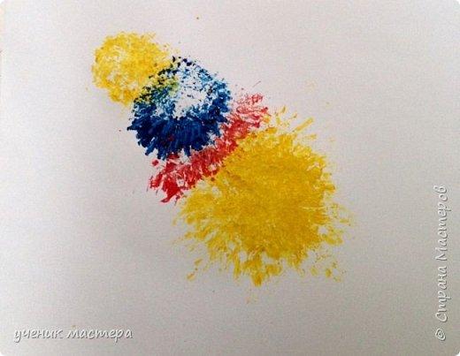 Мой МК скорее всего будет интересен тем, кто не умеет рисовать, но очень хочет. И, конечно же, для малышей. Ведь рисовать мы будем в нетрадиционной технике. фото 8