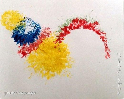 Мой МК скорее всего будет интересен тем, кто не умеет рисовать, но очень хочет. И, конечно же, для малышей. Ведь рисовать мы будем в нетрадиционной технике. фото 13