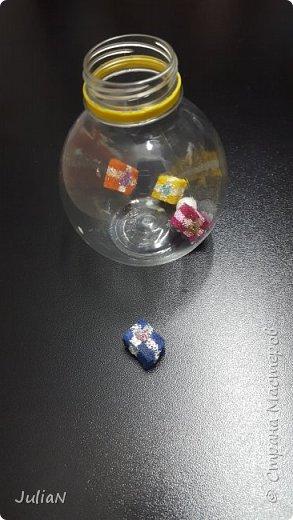 Вот такой новогодний шарик получился. фото 6