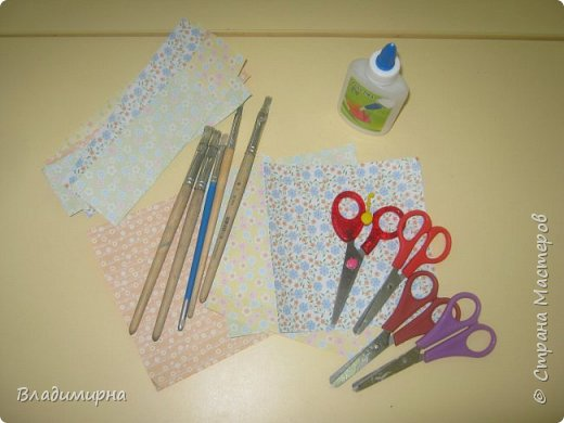 Вот такие петушки для елки получились у Ани, Вари и Ксюши из бумаги для оригами.  фото 2