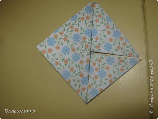 Вот такие петушки для елки получились у Ани, Вари и Ксюши из бумаги для оригами.  фото 6