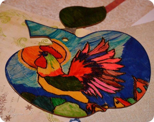 Не так давно мы прочитали сказку А.С. Пушкина о золотом петушке, поэтому решили показать Вам, как представляем его. фото 11