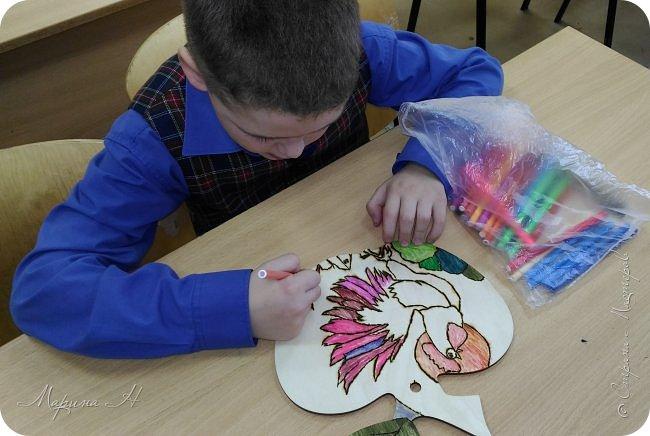 Не так давно мы прочитали сказку А.С. Пушкина о золотом петушке, поэтому решили показать Вам, как представляем его. фото 7