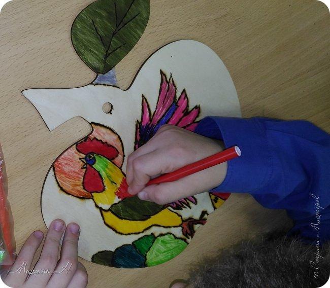 Не так давно мы прочитали сказку А.С. Пушкина о золотом петушке, поэтому решили показать Вам, как представляем его. фото 9