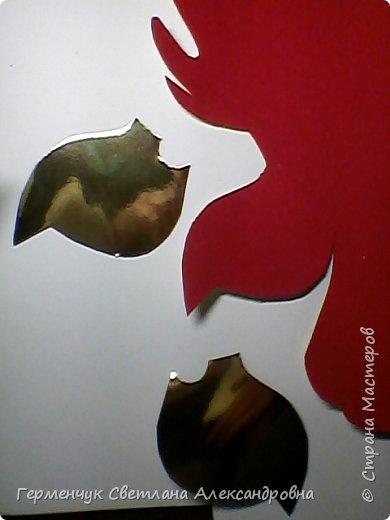 Для изготовления Осеннего петуха использовала 3 метелки для сбора пыли (только новые). фото 6