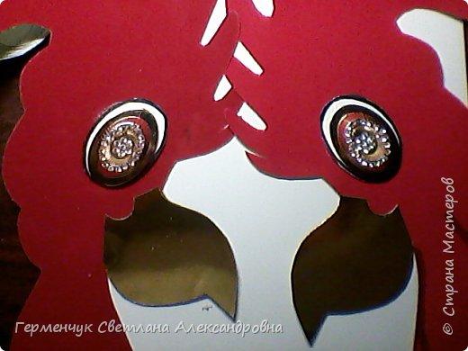 Для изготовления Осеннего петуха использовала 3 метелки для сбора пыли (только новые). фото 7