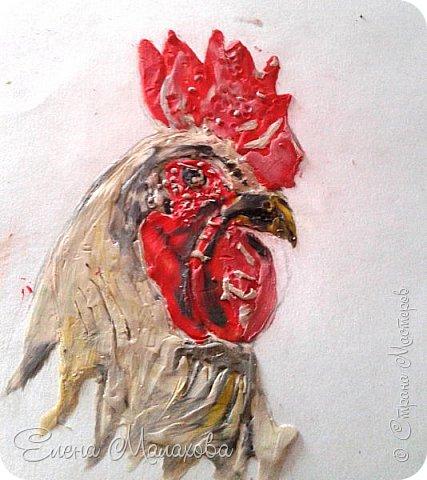 Петушок- золотый гребешок фото 4