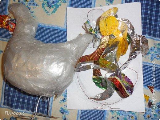 Наш осенний Петушок -  Золотые перышки, Ярко красный гребешок На шальной головушке. фото 9