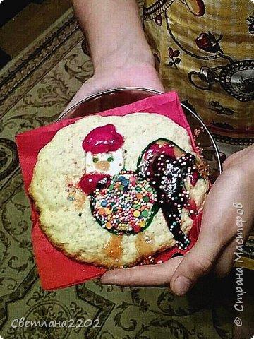"""""""Сахарное печенье - Петушок"""" фото 1"""