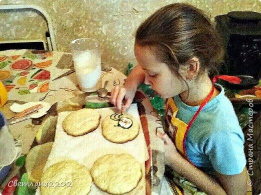 """""""Сахарное печенье - Петушок"""" фото 7"""