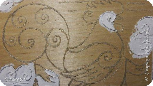 """Моя работа выполнена по мотивам """"Сказки о золотом петушке"""" А.С. Пушкина.   фото 6"""