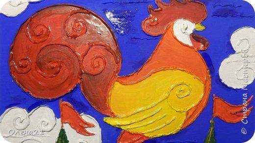 """Моя работа выполнена по мотивам """"Сказки о золотом петушке"""" А.С. Пушкина.   фото 8"""