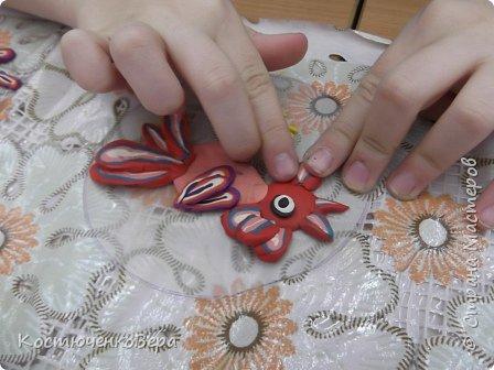Радужные петушки фото 9