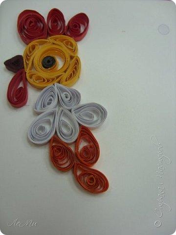 Радужный петушок - магнитик на холодильник фото 5