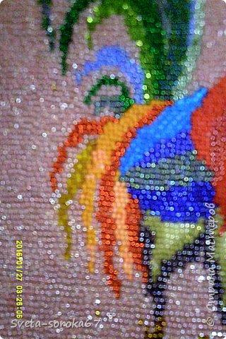 """Знакомтесь, это """"Радужный петушок"""".  Желаю  всем мастерам и мастерицам нашей  Страны  ярких  замыслов, искрометных  успехов  и  исполнения  самых  радужных надежд.  фото 11"""