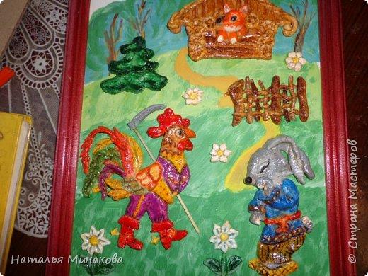 """После объявления конкурса - первая мысль """"Книжка с петушком"""". Так называли книгу """"Русских народных сказок"""" все мои дети, пока не умели читать. фото 24"""