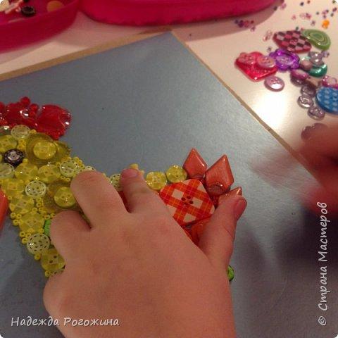 Пуговка-петушок. фото 5
