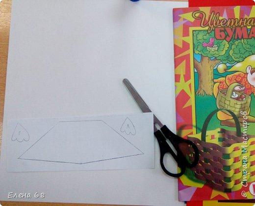 """В школе открылась """"Мастерская Деда Мороза"""". И мы решили, что первой работой должен быть символ Нового Года. Петушок. фото 2"""