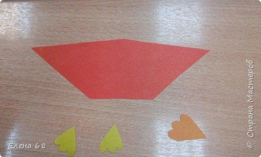 """В школе открылась """"Мастерская Деда Мороза"""". И мы решили, что первой работой должен быть символ Нового Года. Петушок. фото 7"""