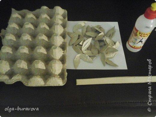Новогодний петушок из бросового материала фото 2