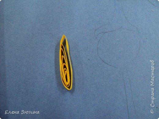 Для своей работы Алина выбрала сказку Александра Сергеевича Пушкина и изобразила волшебного золотого петушка. фото 4