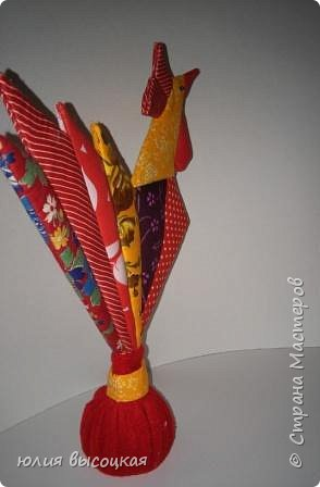 Петушок-лоскуток фото 16