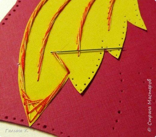 Наступает год огненного петуха, решено было сделать его в красно-желтом цвете. фото 11