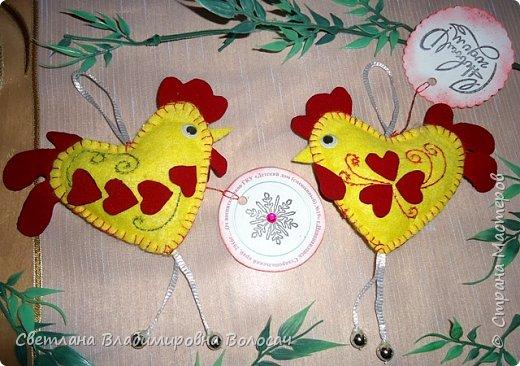 Каждый год мы делаем друзьям нашего детского дома небольшие подарочки к Новому году - обычно символ наступающего года. фото 11