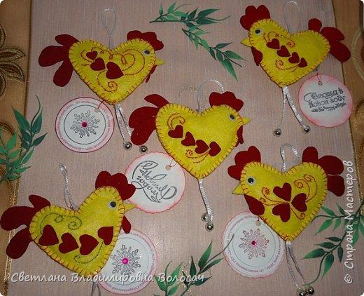 Каждый год мы делаем друзьям нашего детского дома небольшие подарочки к Новому году - обычно символ наступающего года. фото 13