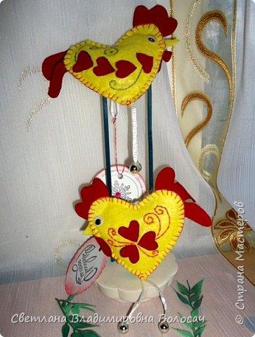 Каждый год мы делаем друзьям нашего детского дома небольшие подарочки к Новому году - обычно символ наступающего года. фото 12