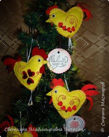 Каждый год мы делаем друзьям нашего детского дома небольшие подарочки к Новому году - обычно символ наступающего года. фото 15
