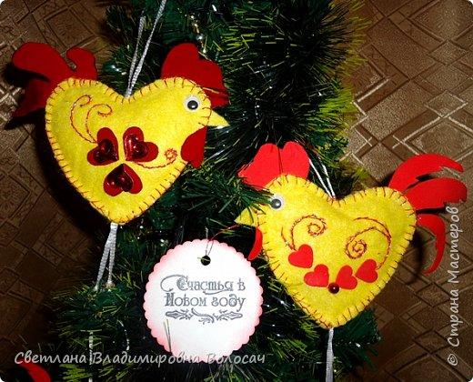 Каждый год мы делаем друзьям нашего детского дома небольшие подарочки к Новому году - обычно символ наступающего года. фото 2
