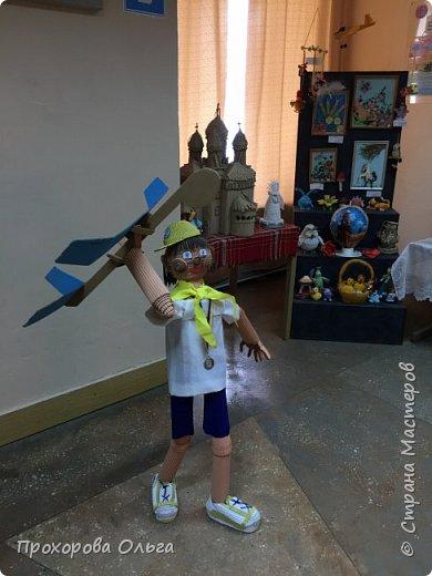 Знакомьтесь, будущий авиаконструктор фото 4