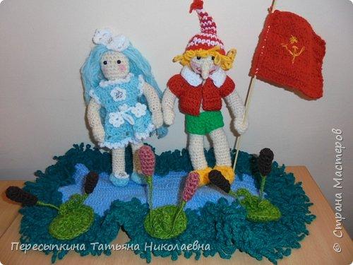 С самого детства мне нравится сказка Алексея Николаевича Толстого «Золотой ключик или приключения Буратино» Он написал её по мотивам зарубежной сказки «Приключения Пиноккио». фото 1