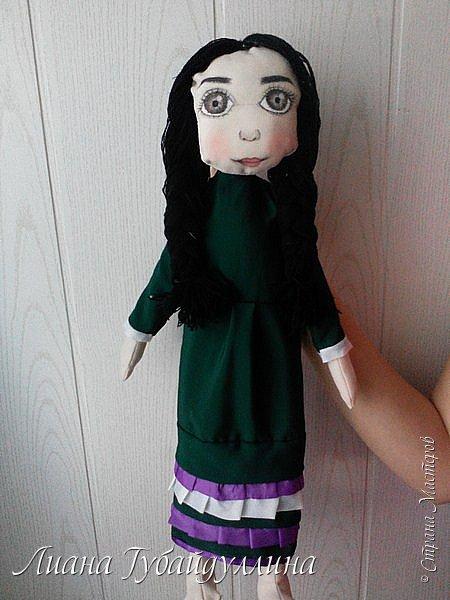 Я живу в многонациональной Республике Башкоротостан,где проживают люди 160 национальностей,я решила сделать башкирку так,как башкиры являются коренным народом Башкортостана  фото 18