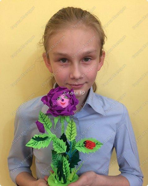 Девчонкам очень нравится идея про то, что дети цветы жизни:) фото 9