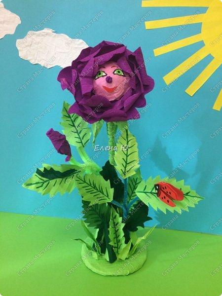 Девчонкам очень нравится идея про то, что дети цветы жизни:) фото 1