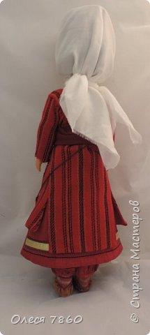Добрый день. Я сейчас живу в Армении. Интересной и древней стране. И мне захотелось сделать пару кукле в русском костюме. Перед вами кукла в народном армянском костюме района озера Ван фото 2