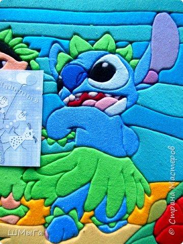 Лило и Стич - герои одноименного полнометражного мультфильма студии Уолта Диснея, выпущенного в 2002 году. Когда мои детки были маленькими, они с удовольствием смотрели и полнометражку, и сериал о девочке Лило и генетическом эксперименте под номером 626. Дружба девочки и необычного инопланетного существа полна приключений, порой опасных, где их выручает только настоящая дружба. фото 18