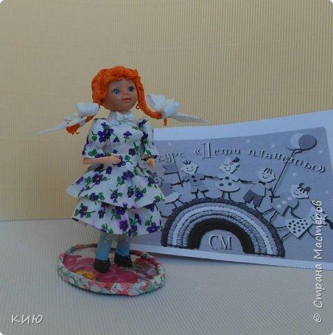 Сюжет, конечно, классический : если девочка, то с куклой... фото 6