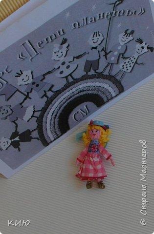 Сюжет, конечно, классический : если девочка, то с куклой... фото 5