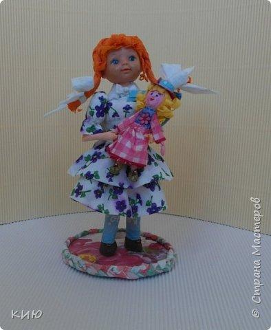 Сюжет, конечно, классический : если девочка, то с куклой... фото 1