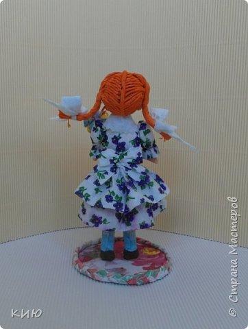 Сюжет, конечно, классический : если девочка, то с куклой... фото 8