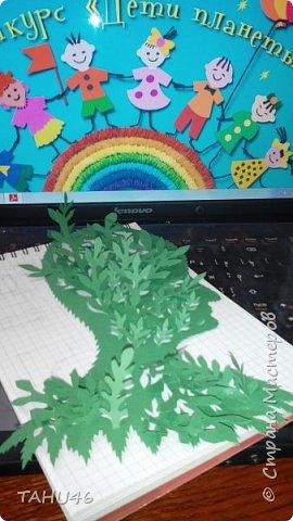Взрослые создали зеленый мир на Земле и на просторах Интернета. Сохраним его для детей в живой природе!  фото 4