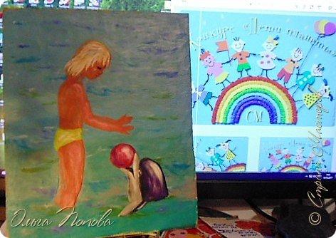 Девочка и дельфин фото 4