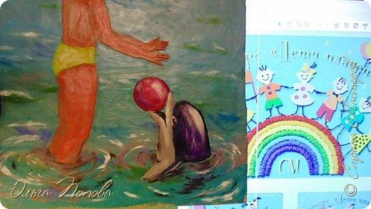 Девочка и дельфин фото 5