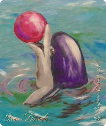 Девочка и дельфин фото 9